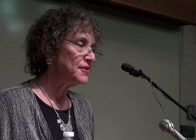 Interfaith Conference on Drone Warfare - Marjorie Cohn