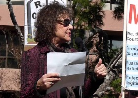 Occupy the Courts - Marjorie Cohn on Citizens United & Corporate Personhood