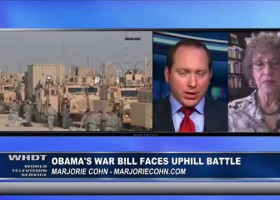 Obama's proposed Authorization for Use of Military Force to combat ISIS, World Television Service, Feb. 12, 2015