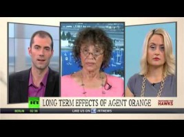 The scourge of agent orange in the Vietnam war w/ marjorie Cohn